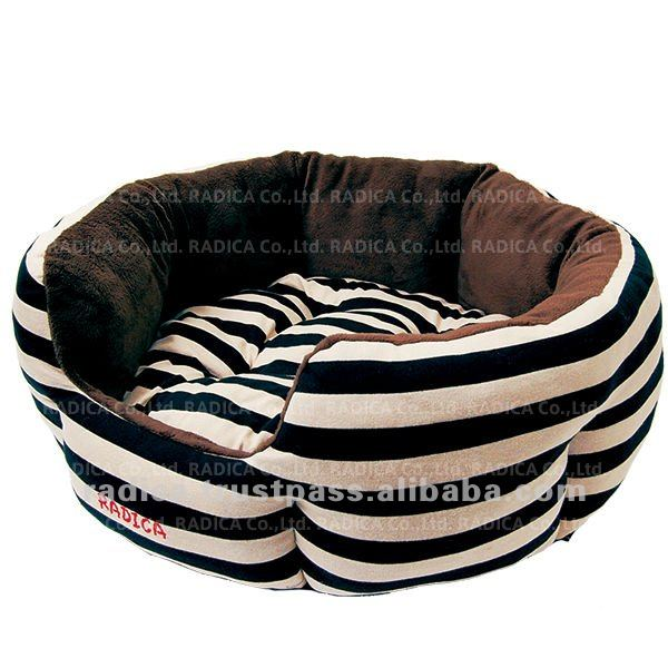 Border dog beds patterns circular shaped