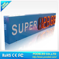 gas station board \ led price display for gas stations \ gas station led display billboard