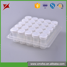 2016 good clamshell disposable pet plastic medical blister packaging