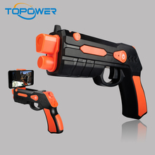 2018 promotional new gift adult toys shooting gun real toy guns smartphone educational toys for kids