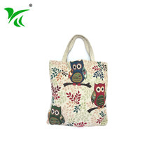 Factory supply custom eco-friendly personalize tote shopping bags