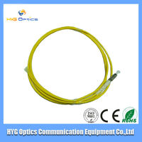 High Quality 1 core pigtail fiber for network solution