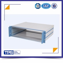 TPS customized 19 inch rack mount chassis