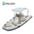 China Cheap 5.8m 19ft Fiberglass Bottom Inflatable Rib Boat