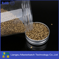 plastic pellet golden masterbatch fishing net nylon food grade