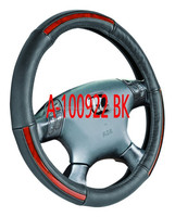new car accessories interior for pu wave steering wheel covers from China supplier