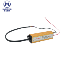 waterproof 50W constant current led power driver 1500ma 24-40V