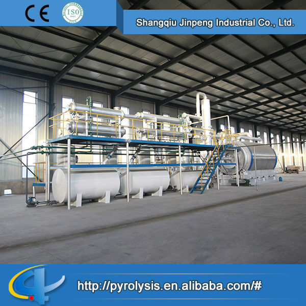 Cheap Wholesale cheap price waste tyre and plastic pyrolysis plant