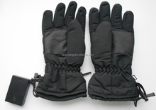 Electric Rechargeable Battery Powered lady's Heated Glove S08