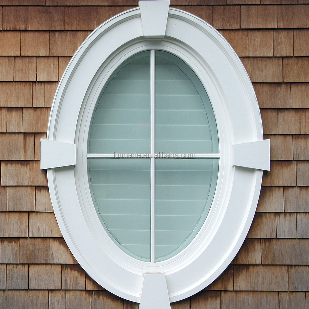 Wholesale factory price china round window blinds round for Wholesale windows
