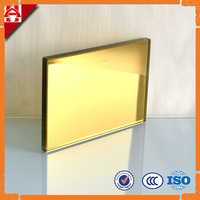 4MM 5MM 5.5MM 6MM 8MM golden reflective glass