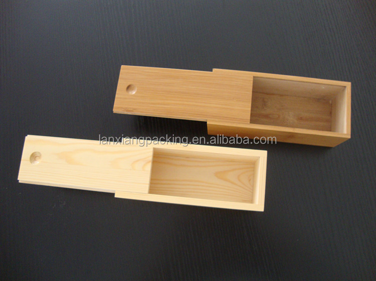 Wholesale Small Wood Boxes Lightweight Wood Box With