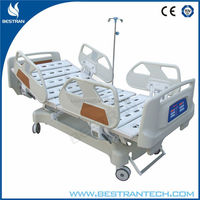 BT-AE020 ABS guard rails adjutable equipment hospital patient care bed