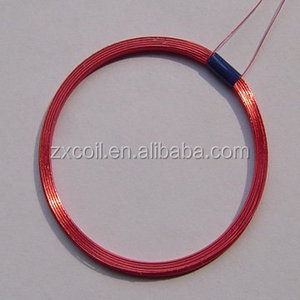 Copper 125khz rfid read coil for card reader