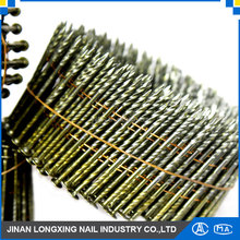 Factory direct Q195 /Q235 stainless steel coil nails