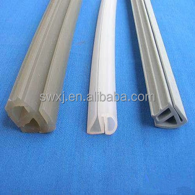 extruded silicone seal