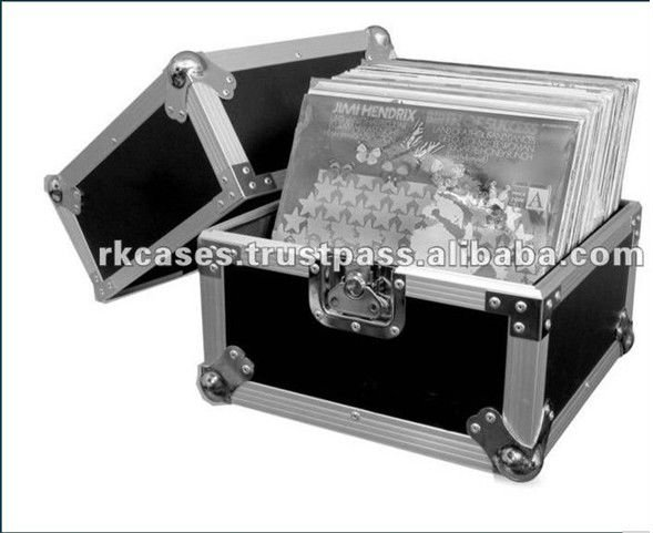 Shipping Cases for CD Portable Box with wheels