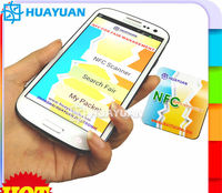 Factory Special Offer Ntag203 NTAG213 NFC Sticker for Mobile Phone