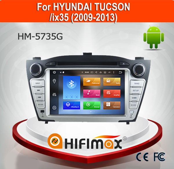 HIFIMAX Android 6.0 car radio dvd gps navigation system for Hyundai Tucson/IX35(2009-2010)