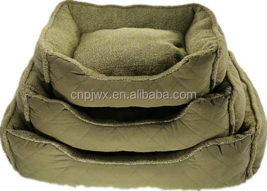 Soft warm pet beds dog bed and cat bed manufacturer wholesale