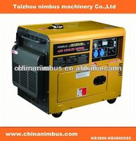 factroy price semi-automatic Diesel Generators italy generator