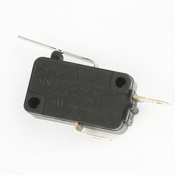 China Top recommended push button micro limit switch with t125 5e4 5a 250v
