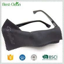 Micro Fibre Super Fine Fiber Cloth For Wiping Glasses