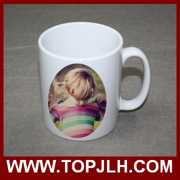 11oz Super White Mug for sublimation printing mug
