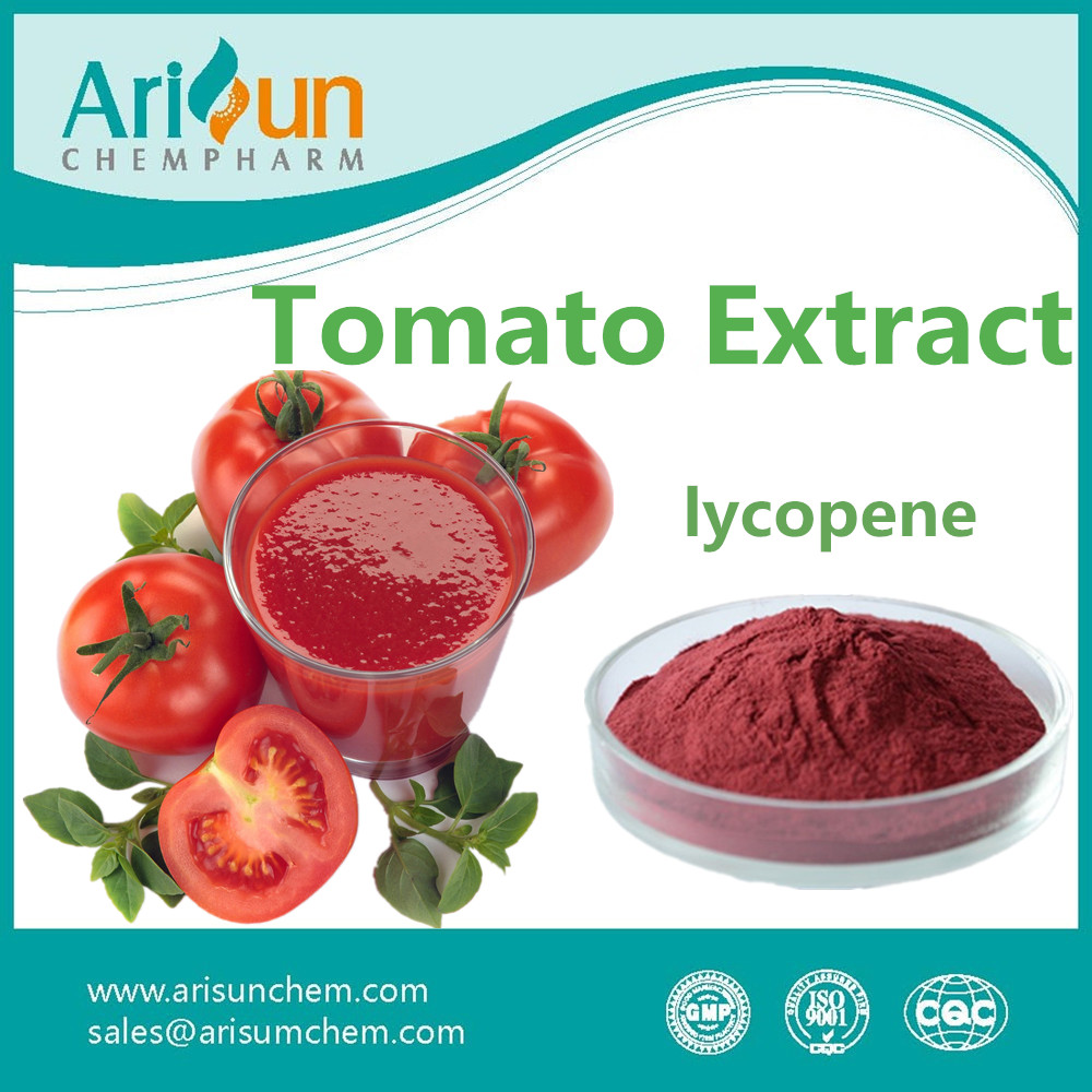 Factory Supply Natural Lycopene Powder 5%/Lycopene 5%