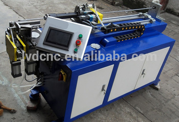 high speed pneumatic pipe bender