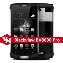 "Original Blackview BV8000 Pro MTK6757 Octa Core 6GB RAM 64GB ROM 5.0"" FHD Android Waterproof IP68 Fingerprint ID Mobile Phone"