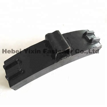 Customized Railway Locomotive Brake Shoes for Brake Parts