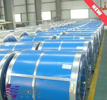Alibaba hot selling ISO certificated prepainted galvanized steel coil exported to Uzbekistan for interior decoration