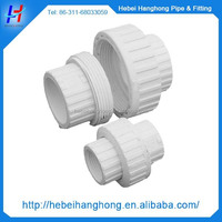 china supplier pipe union dimensions,pvc compression union for water supply pipe fitting supplier