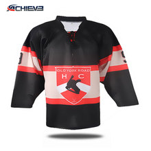 Wholesale custom sublimation vantage ice hockey jerseys/uniforms wear with high quality