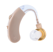 China wholesale audio input cheap bte analog hearing aids