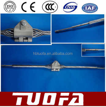 Electric power line clamp -Preformed suspension line clamp for ADSS/OPGW