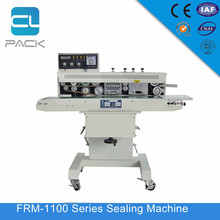 FRM-1100W Best Price Automatically Printer Continous Flat Reel Sealing Machine