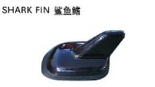 FOR V.W GOLF VI 09'- Auto Car shark fin