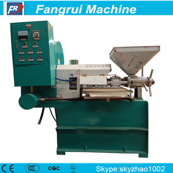 Famous Brand automatic screw mustard seed oil extraction machine, oil press, oil mill machine for sale