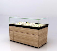 Jewelry Display Case Showcase Display Cabinet