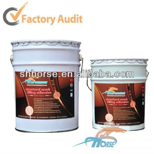 HM-120L Modified Epoxy Resin Concrete Crack filling Adhesive