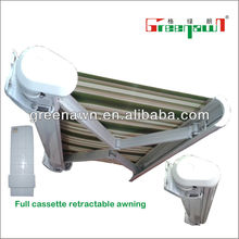electric awning/terrace awnings/shelter for balcony/custom made canopy