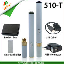 High quality 510-T e cigarette best selling 510 tank system reusable portable electronic cigarette