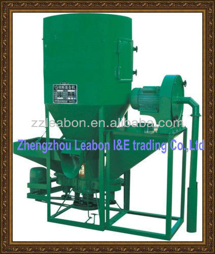 Vertical feed mixer machine for poultry with rational price