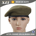 Wholesale Olive Green Military Wool beret
