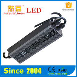 CE ROHS Constant Voltage IP67 Waterproof 12V 24V LED Driver 100w