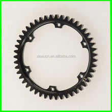 Mini ring spur gear plastic spur gear for mechanical parts high precision manufacturer