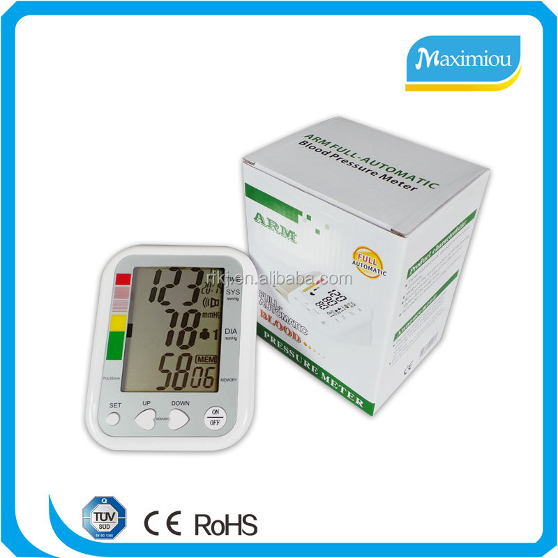Digital Medical Blood Pressure Monitor Arm Type