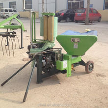 Factory supply good performance hay wrapping machine